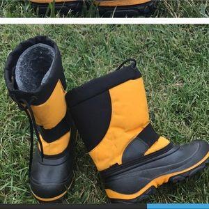 Tundra Shoes - 💛🧡 Rain/snow boots 🧡💛